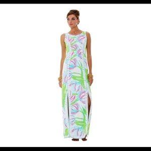 Lilly Pulitzer Biltmore  Maxi Dress
